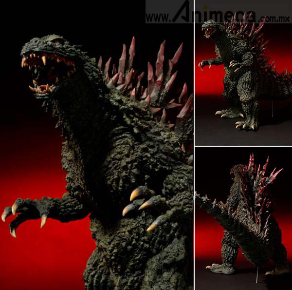 Figura Godzilla 1999 (2000 Millennium) Gigantic Series Yuuji Sakai Zoukei Collection X-PLUS