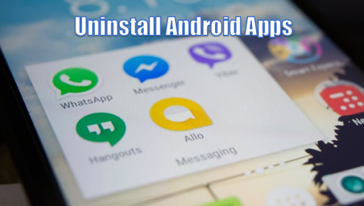 How to Uninstall Android Apps From Your Phone in One Click
