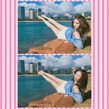 Somi Enjoys Cf Filming Time In Hawaii Daily Pop