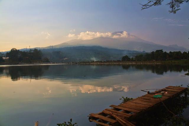 view Gunung Ceremai