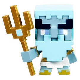 Minecraft Series 12 Poseidon Mini Figure