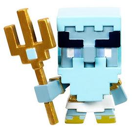Minecraft Series 12 Poseidon Mini Figure