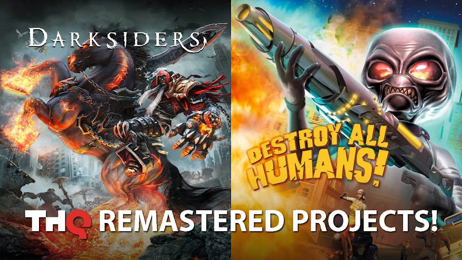 darksiders remaster destroy all humans