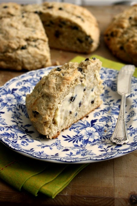 wholesome Irish soda bread