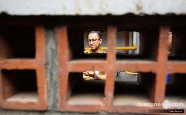 Anies: PKL Langgar Aturan karena Kebutuhan, Pengelola Gedung karena Keserakahan