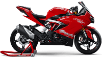 TVS apache RR 310,apache rr 310 price in india