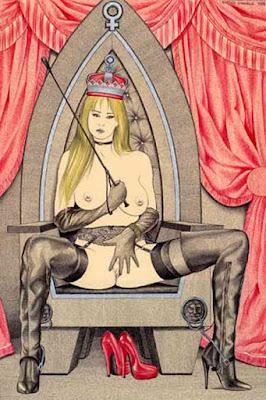 femdom queen