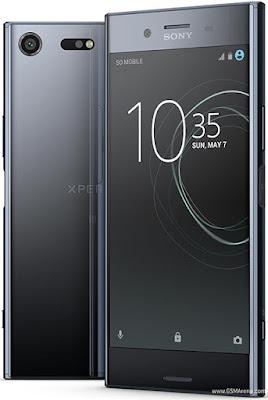 Desain Sony Xperia XZ Premium