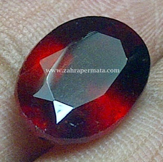 Batu Permata Red Garnet - ZP 273