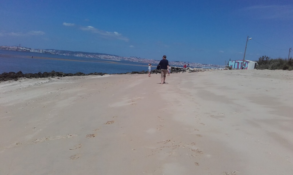 Praia Fluvial Bico do Mexilhoeiro