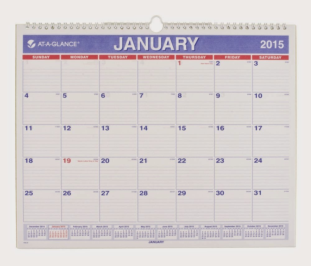 at a glance monthly wall calendar 2015 best calendars for 2016