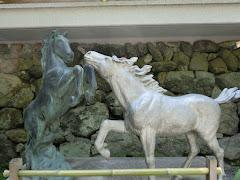 貴船神社絵馬発祥の社