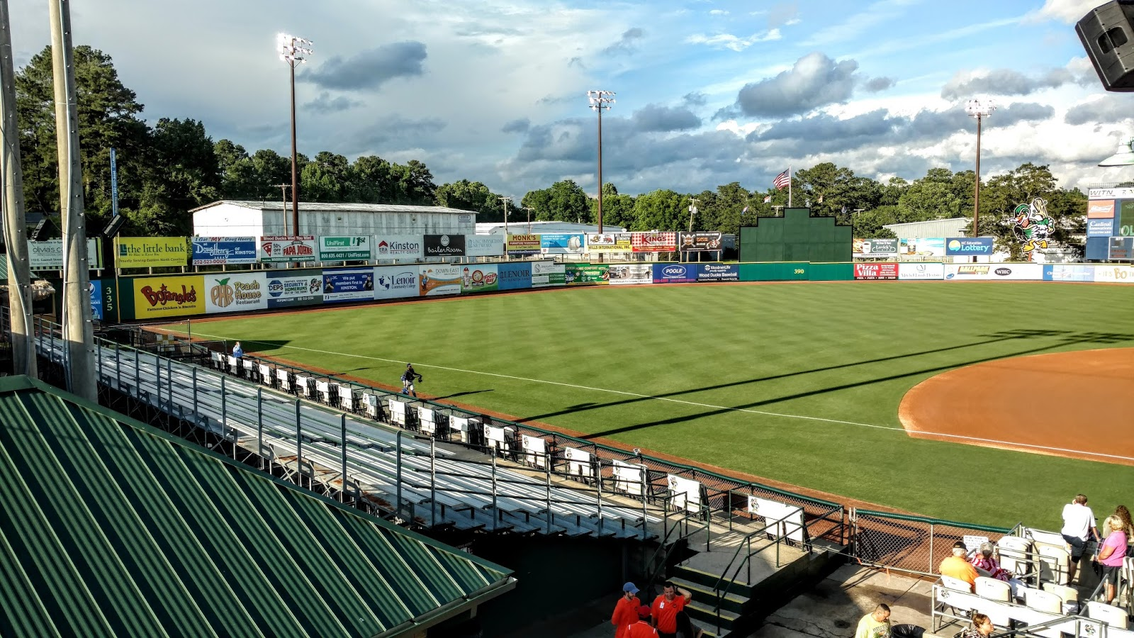 Sports Road Trips Wilmington Blue Rocks 5 At Down East