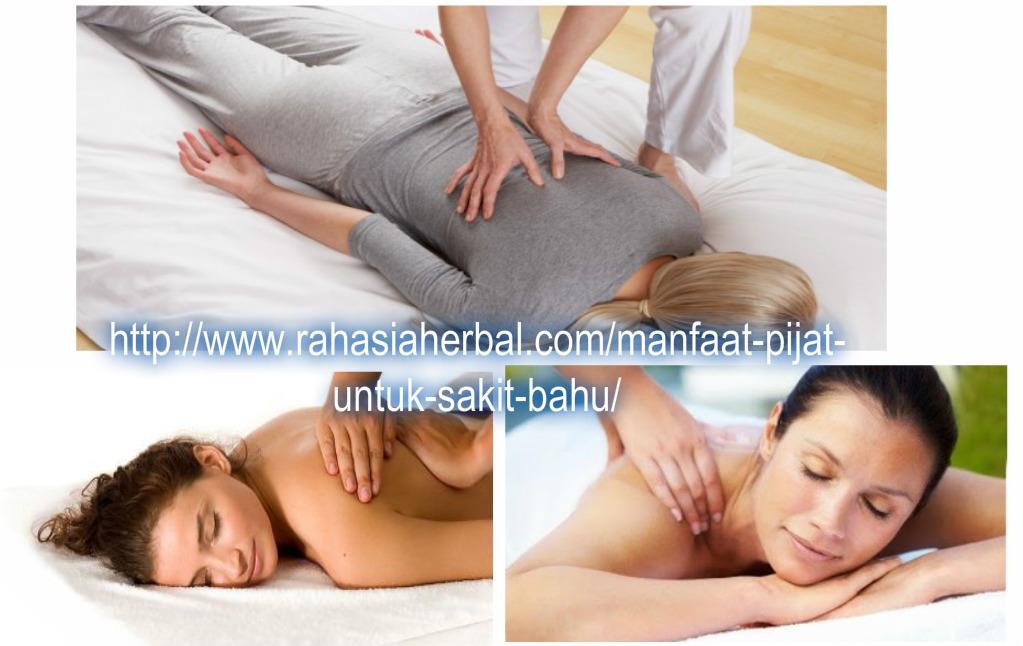 Manfaat Terapi Pijat Urut Setiap Hari Untuk Sakit Bahu