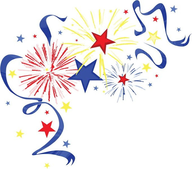 Happy 4th Of July 2017 ClipArt Images