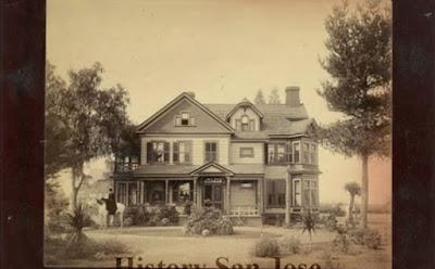 Foto Tua Rumah Berhantu Winchester Ditemukan