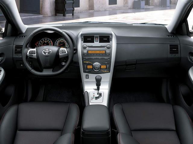 Toyota convoca Corolla 2013 e 2014 para recall - airbag
