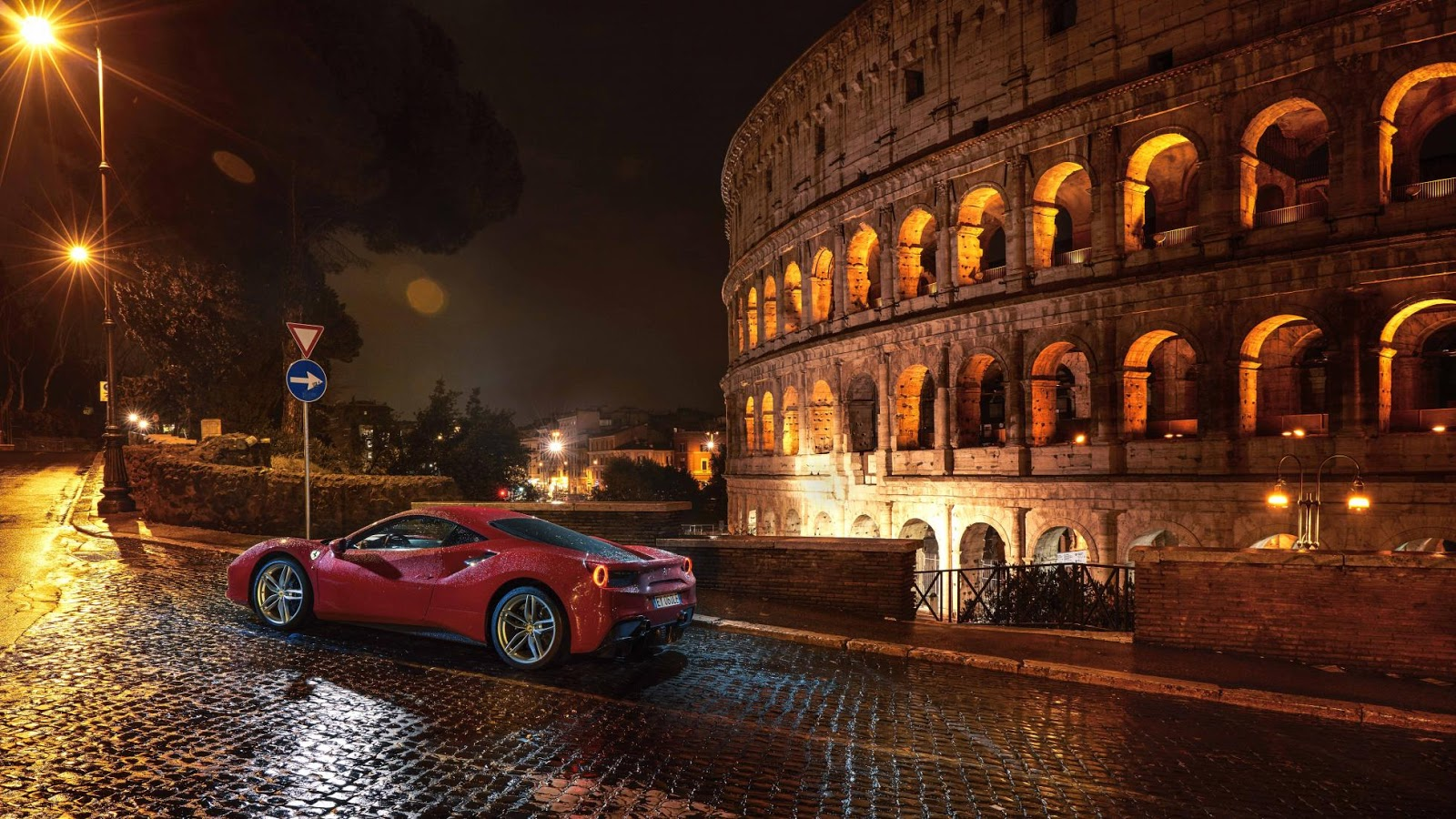 Hành trình 1000km và trải nghiệm cùng Ferrari 488 GTB