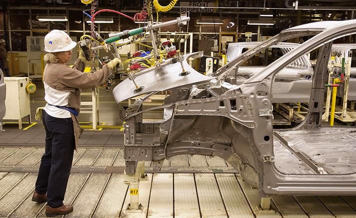 La producción de autos por compañías japonesas es de 807,000 autos; 27.5% de la producción total de México. (Foto: Toyota)