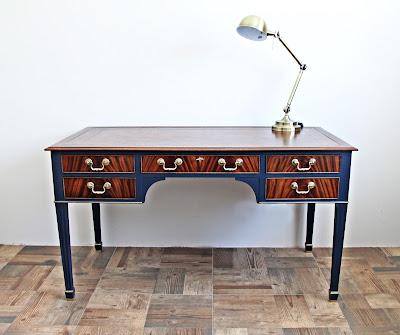 stylizacja biurka