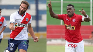Juan Aurich vs Deportivo Municipal Lima