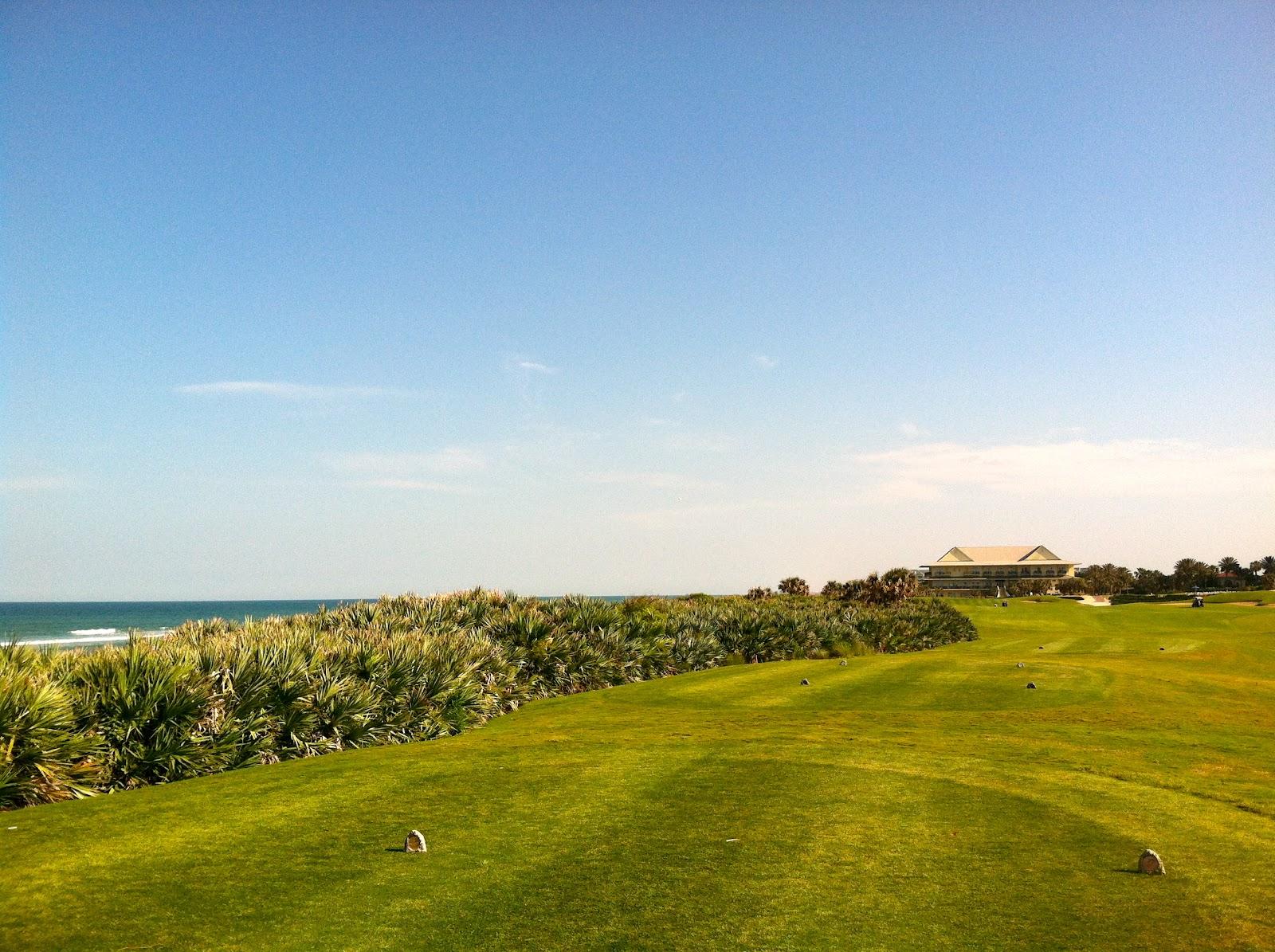 The Ocean Course At Hammock Beach Resort The World Of Deej