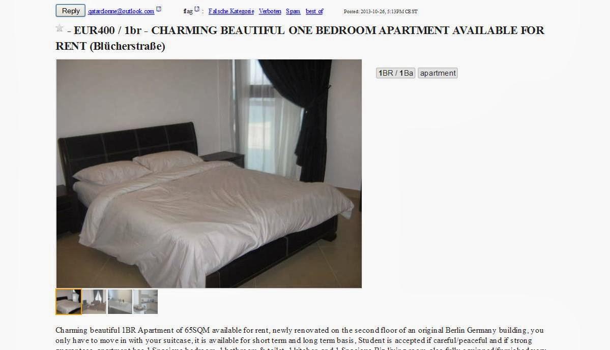 Craigslist One Bedroom For Rent by Wohnungsbetrug Blogspot Com Qatarclonne  Outlook Com. 15    Craigslist One Bedroom For Rent     San Francisco Rent Map