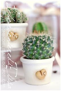 bomboniere matrimonio cactus