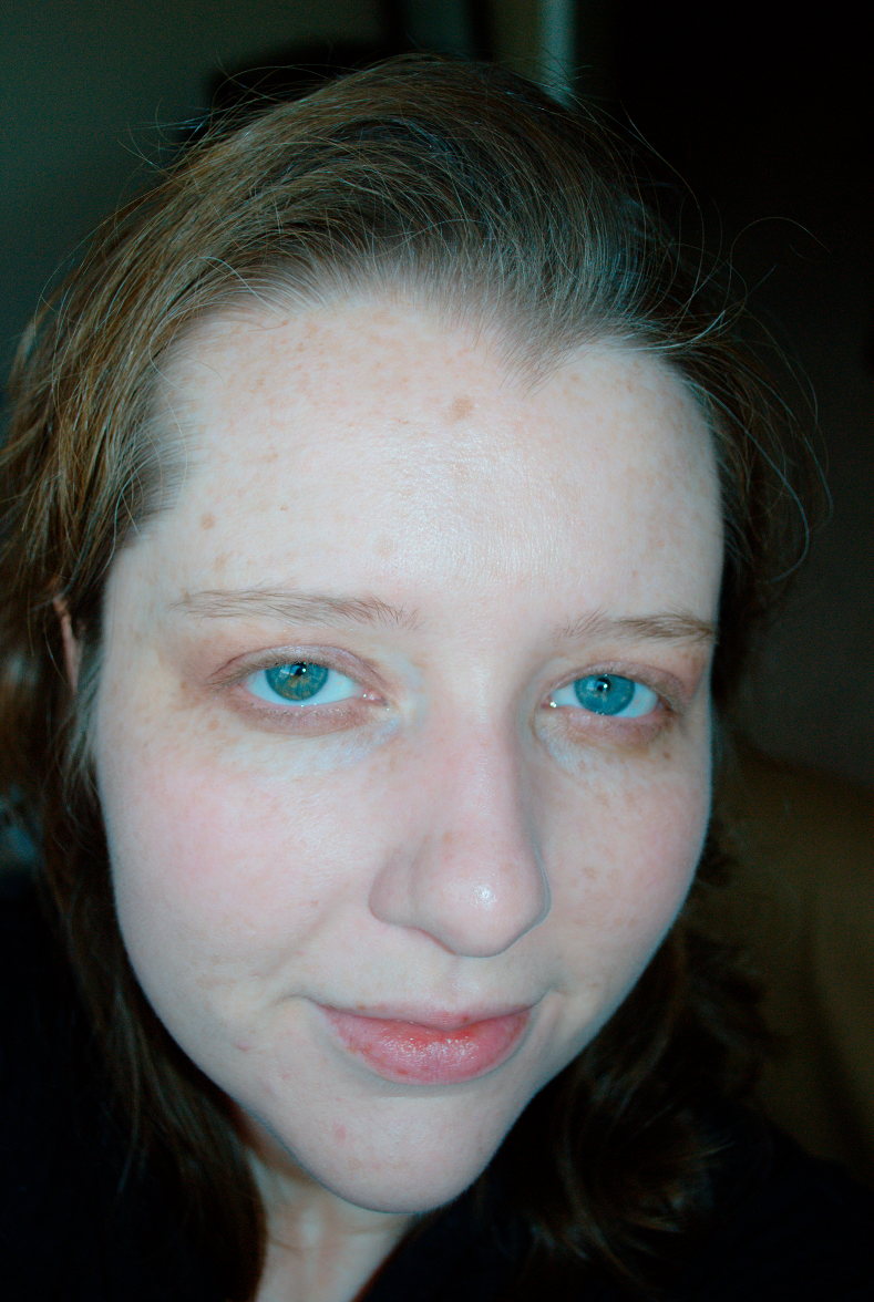 Beyond The Pale And Freckled: Basic Face
