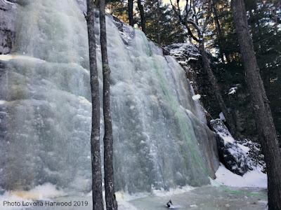 ice climbing, cragging, new england