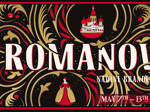Romanov Blog Tour: Review, Favorite Quotes, and a Giveaway