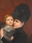 Eveline von Wesendonk, geb. von Hessenstein