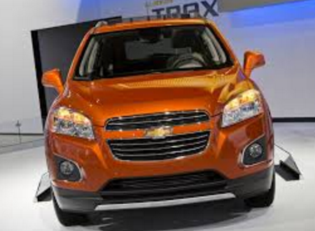 2016 Chevy Trax Release Date
