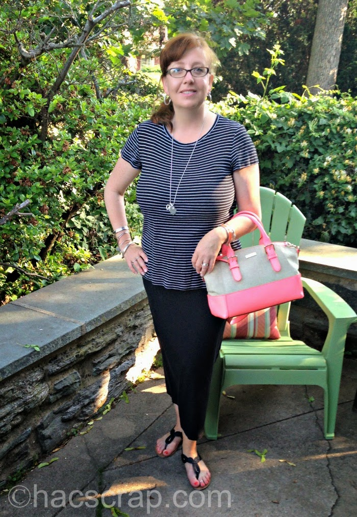 Mid-Life Mom Fashion - What I Wore | #ootd