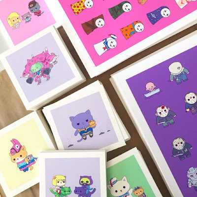 San Diego Comic-Con 2018 Exclusive 100% Soft Prints