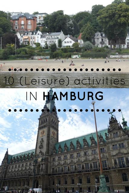 10 things to do in Hamburg.