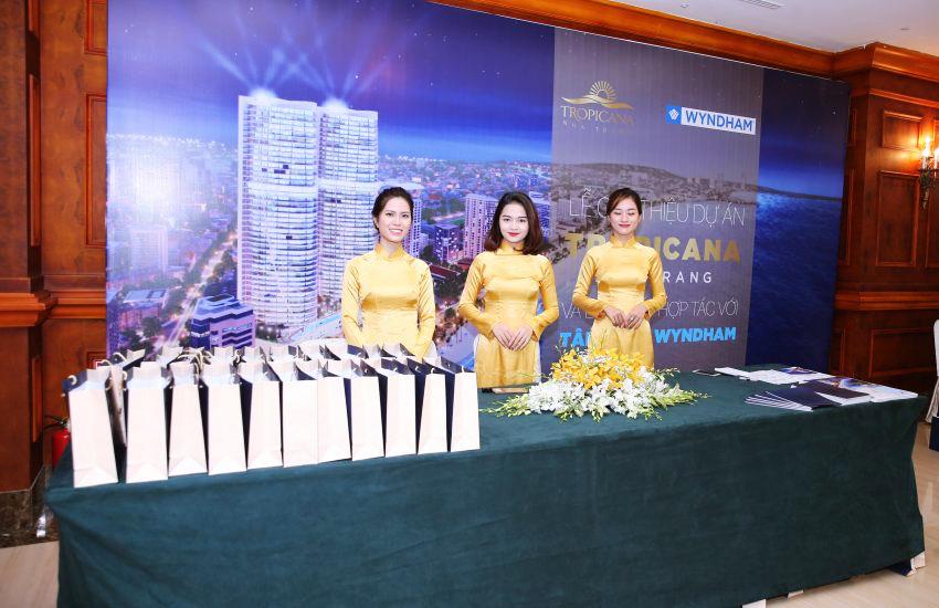 Sự kiện ký kết vận hành của Tropicana Nha Trang