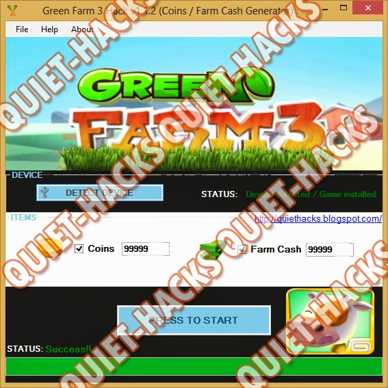 Green farm hack tool android