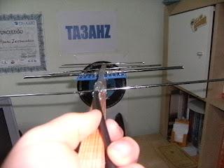 Antena Tv Yagi sederhana