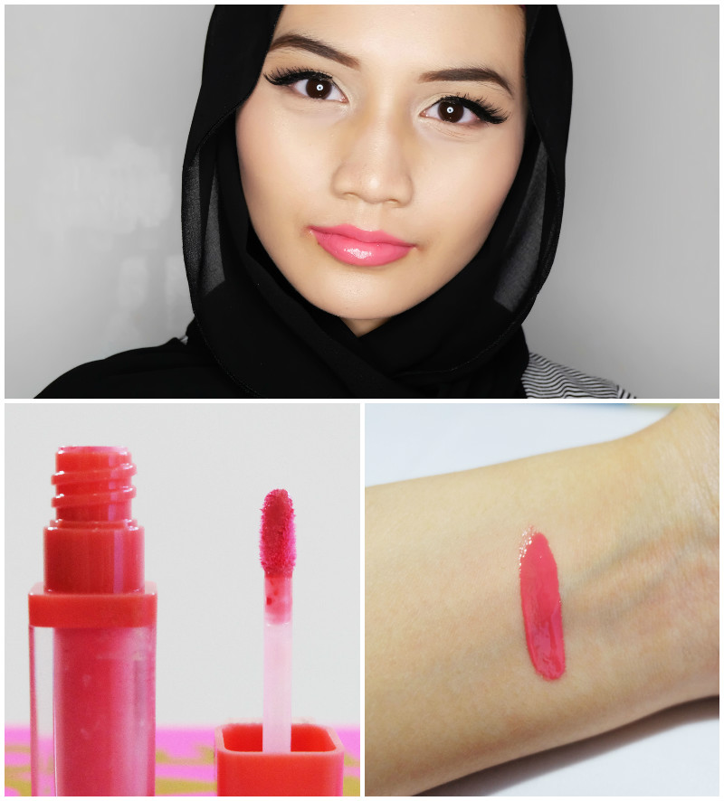 Essence Liquid Lipsticks Review + Swatches with Peach Party