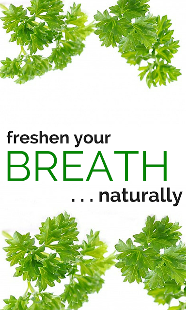 No need to reach for chewing gum to get your freshest breath! Those sticks of gum are loaded with serious health hazards! Tap here for 3 easy and effective alternatives to gum to get your freshest breath the healthy way!