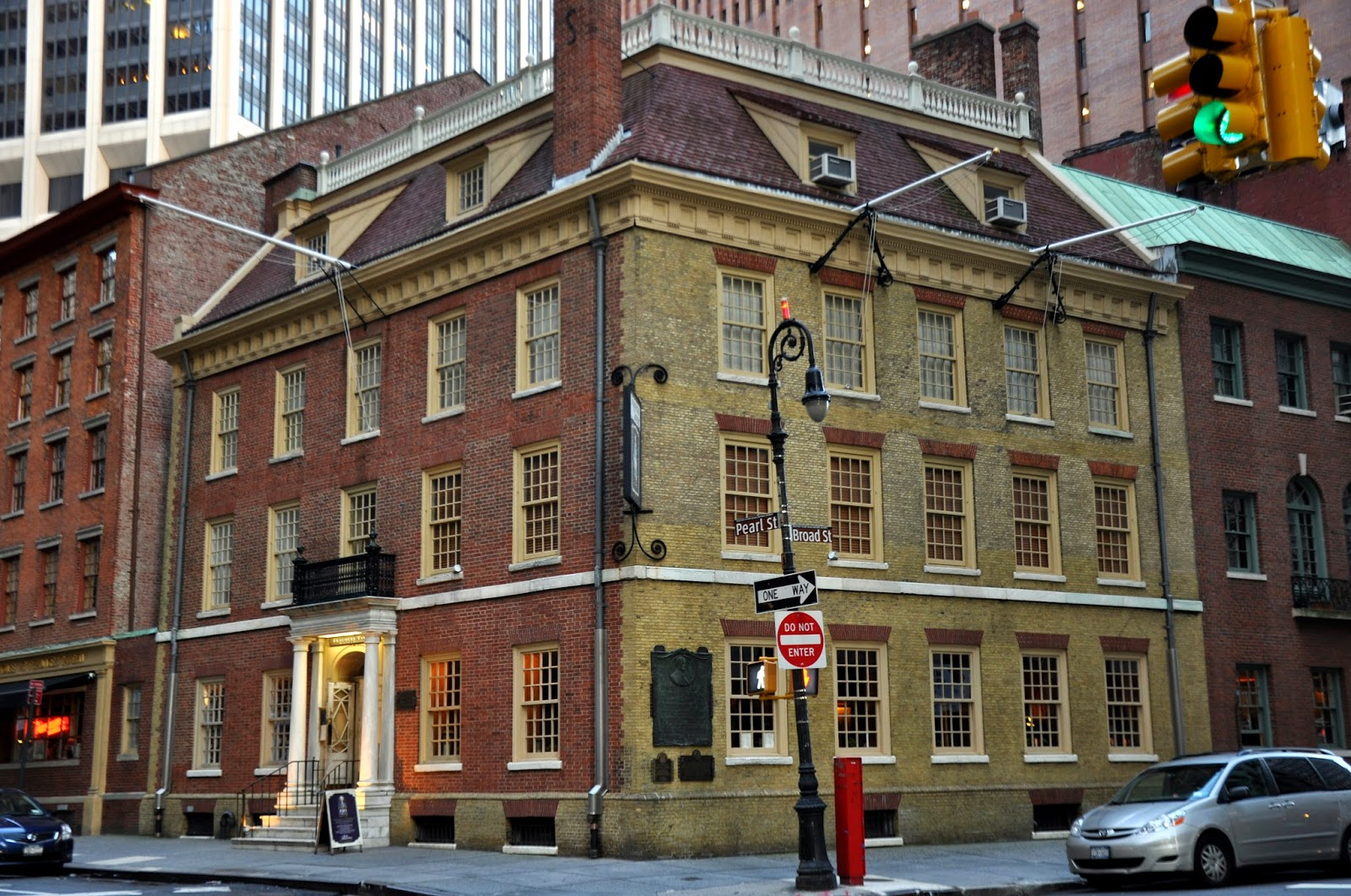 Fraunces Tavern Museum Nova York