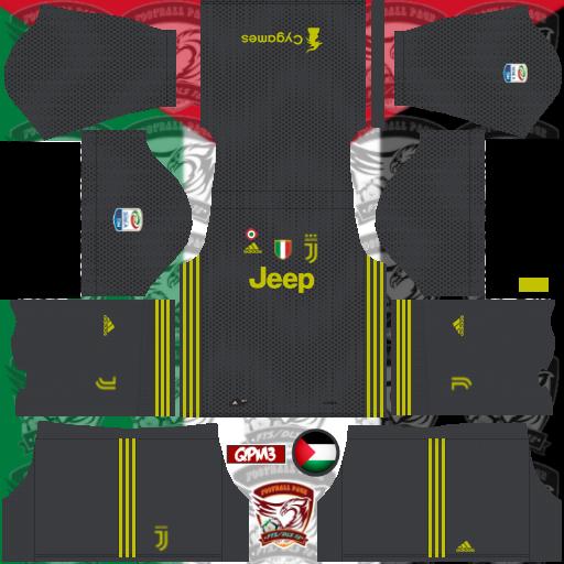 best cheap a0f75 8e1c8 Juventus kit 2019/20 in Dream League Soccer Kits