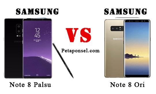 15 Cara Membedakan Samsung Note 8 Asli dan Palsu