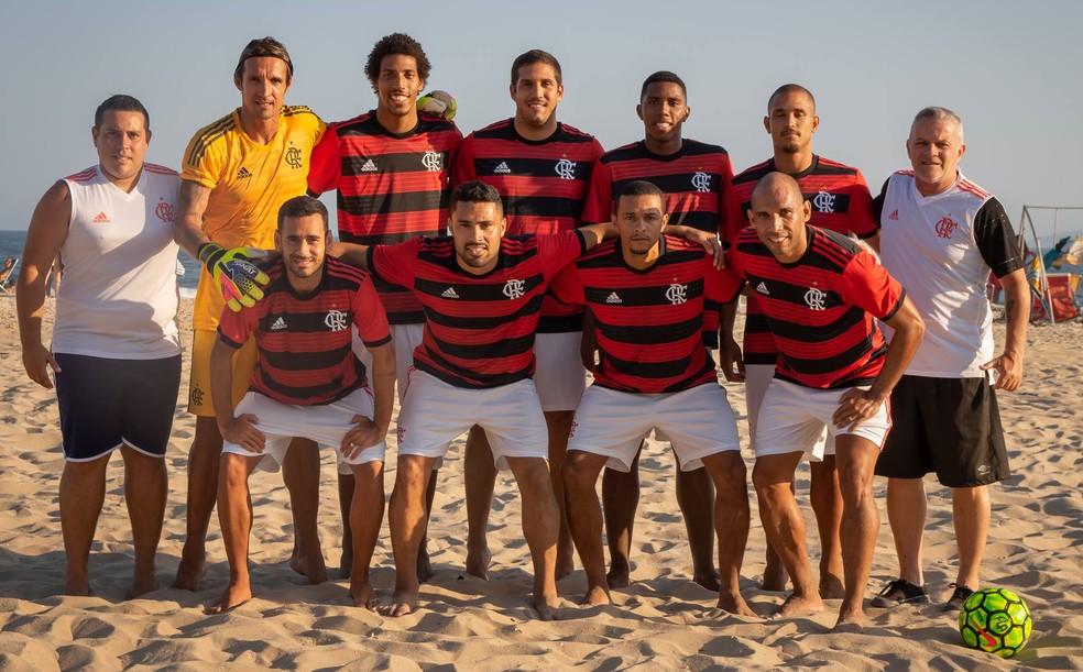 86295055ce 3º Campeonato Brasileiro de Futebol de Areia 1ª fase: 6 x 4 Náutico (PE) /  11 x 0 Audax Osasco (SP) / 3 x 3 Vasco (pen: 2 x 3)