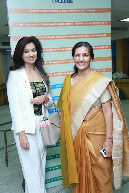Designer Preeti Ghai and Anita Acharya