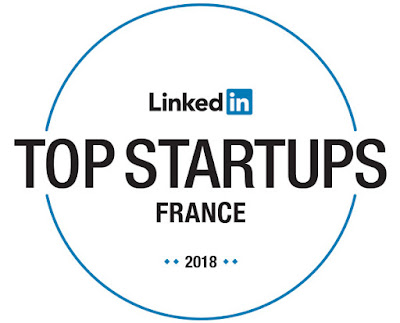 Top Startups France Linkedin 2018