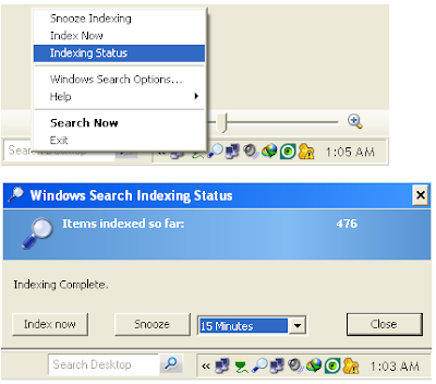 windows-search-indexing-status