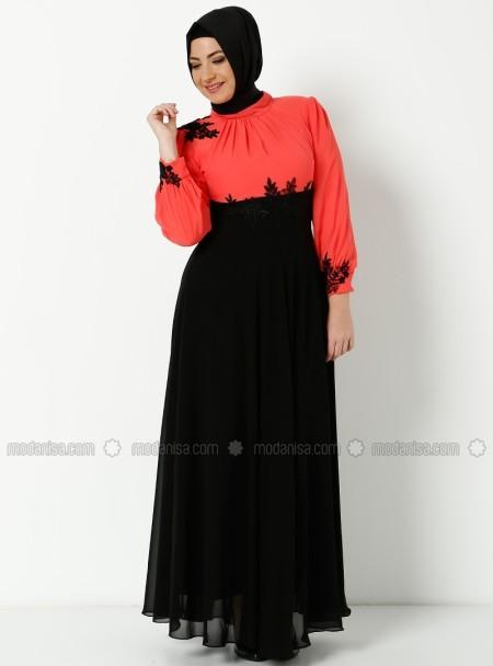 Model Baju Muslim Gamis Wanita Gemuk Modern Terbaru