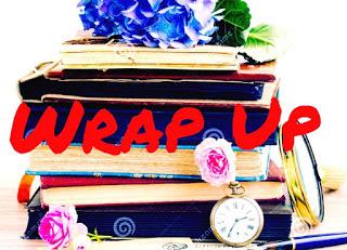 wrap up el hada lectora marzo montón de libros
